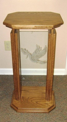 708 Proclaimer Flower Table.  Free Shipping.