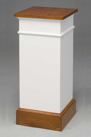 Flower Stand NO 810-Tithe Boxes, Baptismal Font, Flower Stands, and Offering Tables-Podiums Direct