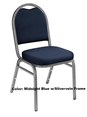 Banquet Chair Model 9250 Fabric Padded Stack