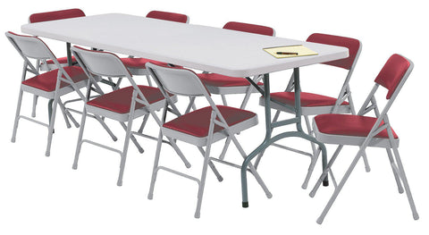 Banquet Table BT-3096 Folding