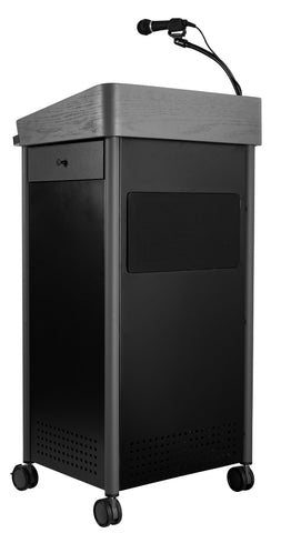 Greystone Lectern GSL-S Oklahoma Sound-Sound Podiums and Lecterns-Podiums Direct