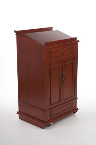 Valet Podium and Host Station Executive-Valet Podiums, Security, and Host Stations-Podiums Direct