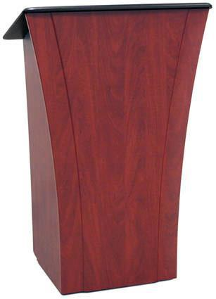 Non Sound Lectern Model LEX32-Non Sound Podiums and Lecterns-Podiums Direct