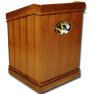 Handcrafted Solid Hardwood Lectern Heritage-Handcrafted Solid Hardwood Pulpits, Podiums and Lecterns-Podiums Direct