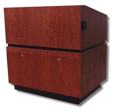 Multimedia Lectern Liberator-Multimedia Podiums and Lecterns-Podiums Direct