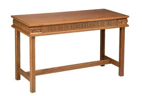 Communion Table NO 505-Communion Tables and Altars-Podiums Direct