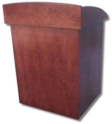 Multimedia Lectern Monarch-Multimedia Podiums and Lecterns-Podiums Direct