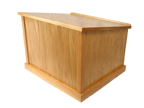 "Tabletop Lectern ""The Patriot""-Tabletop Lecterns-Podiums Direct"
