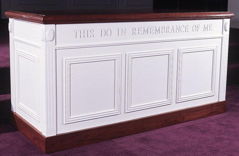 Communion Table TCT-605 - FREE SHIPPING!