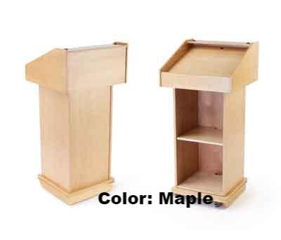 "Non Sound Lectern ""The Hope"" - FREE SHIPPING!"
