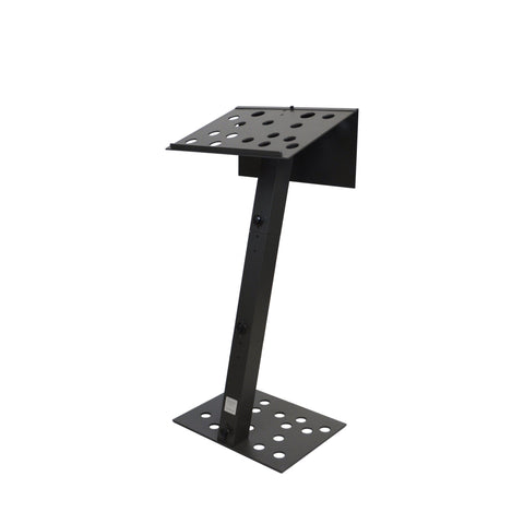 Portable Presentation Lectern Y-7-Angle View-Portable Presentation Lecterns-Podiums Direct