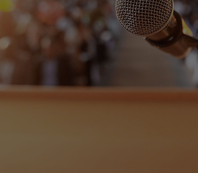 The Best Choice for Sound & Non Sound Lecterns, Podiums, and Pulpits