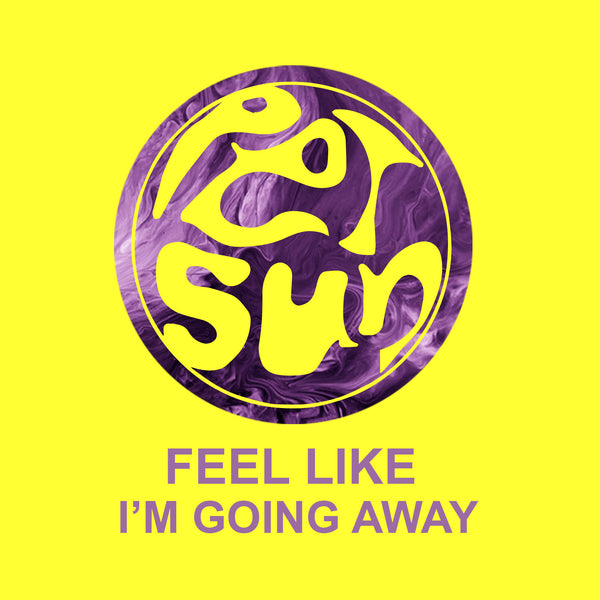 Pet Sun - Feel Like I'm Going Away (Cassette)