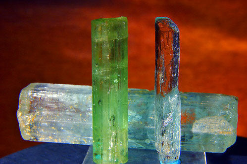 The Beryls - Aquamarine, Emerald & Morganite