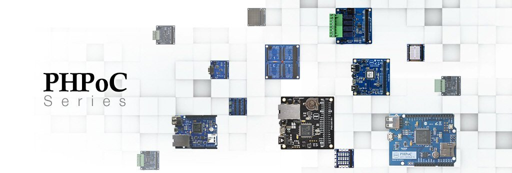 Introducing PHPoC Programmable IoT Development Boards for Dynamic Web Control