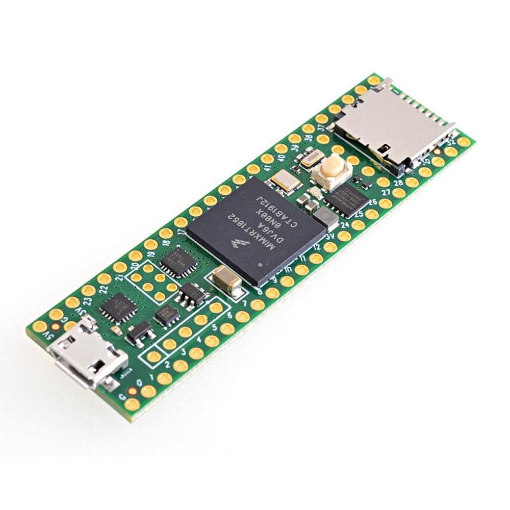 Introducing the Teensy 4.1 Microcontroller Development Board