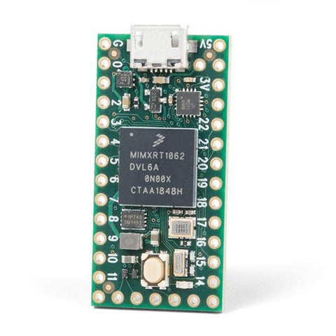 Teensy Microcontrollers | Envistia Mall