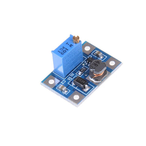 2-24V Input to 3-28V Output 2A DC-DC SX1308 Step-up Boost Adjustable Power Converter Module - Envistia Mall