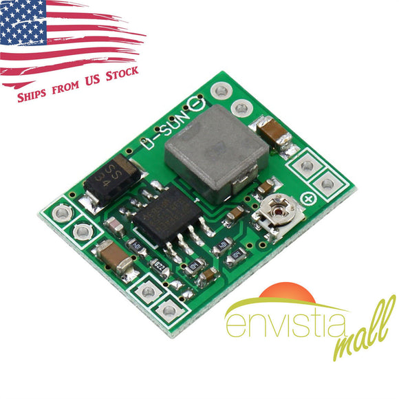 Mini 3A 0.8-20V Output MP1584 DC-DC Adjustable Step-Down Buck Converter