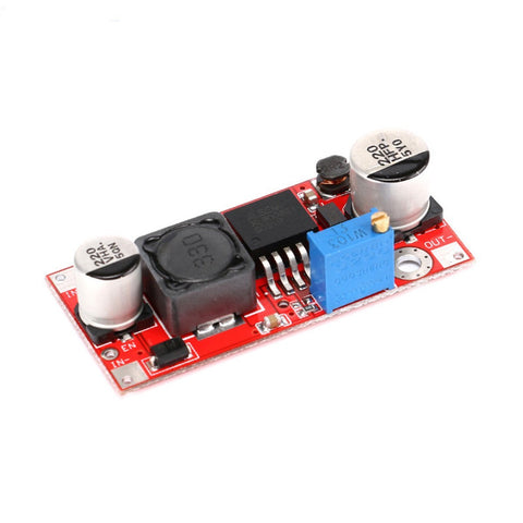 5V-32V Input to 5V-50V Output Adjustable Boost Step Up XL6009 DC-DC Converter - Envistia Mall