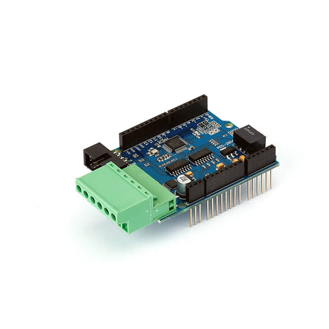 PES-2604 DC Motor Controller for PHPoC Arduino Shield 2 - Envistia Mall
