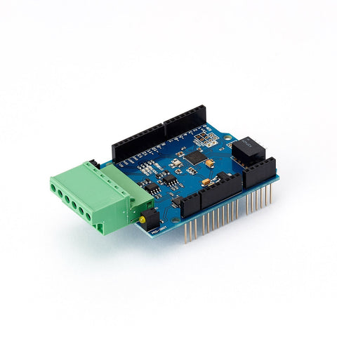 PES-2607 Smart RS422 / RS485 Board for PHPoC Arduino Shield 2 - Envistia Mall