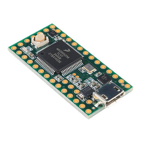 PJRC Teensy 3.2 Microcontroller Development Board - Envistia Mall