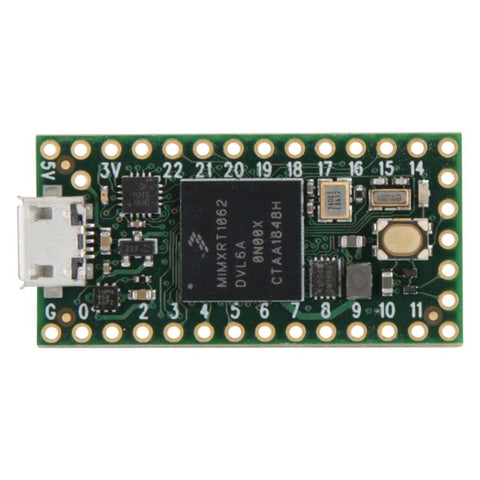 PJRC Teensy 4.0 iMXRT1062 Microcontroller Development Board - Envistia Mall