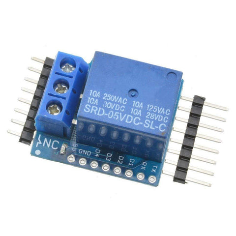 Relay Shield for Arduino WeMos D1 Mini ESP8266 Development Board IoT - Envistia Mall