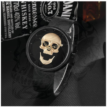 Mexico Skull Watch
