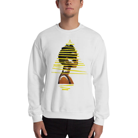 African Blinds Men's Sweatshirt