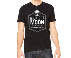Midnight Moon Shield T-Shirt