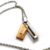 Love Intersect Pendant Necklace 716