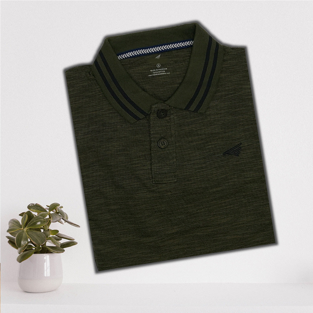 EXCLUSIVE COTTON  POLO