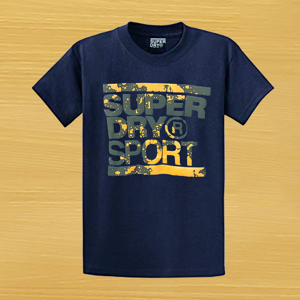 SPD Training Graphic NAVY  T-Shirt