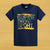 SUPER DRY Training Graphic NAVY  T-Shirt