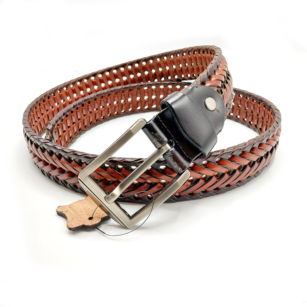 Leather belt 235-02
