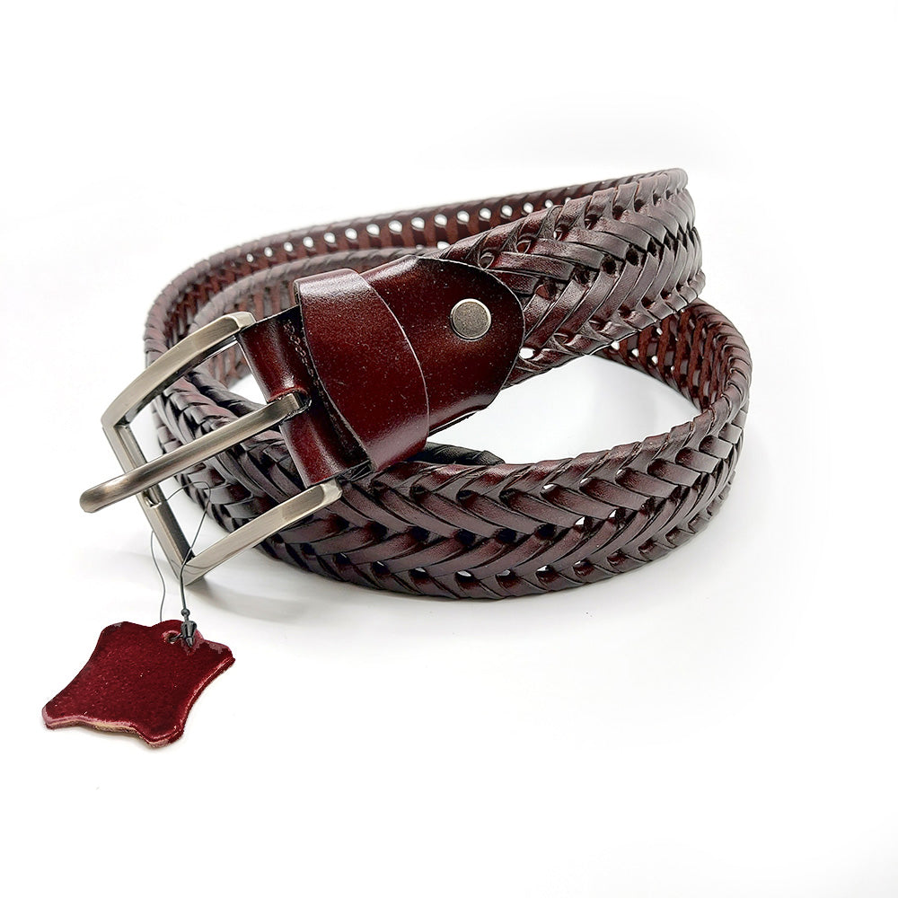 Leather belt 235-01