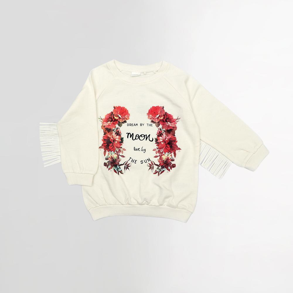 Nxt exclusive girls printed fashion sweatshirt (4283050557500)