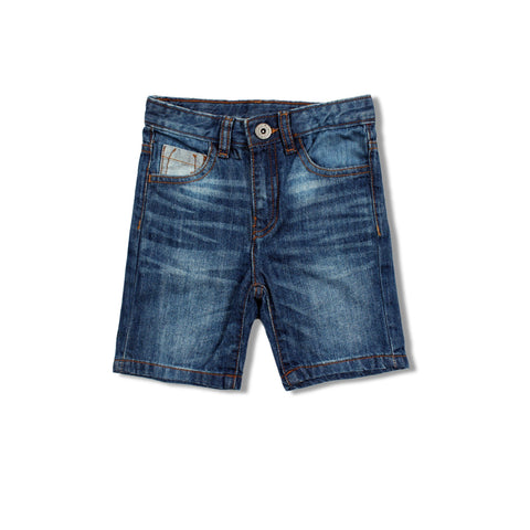 ZARA Kids Denim Shorts Premium Fabric