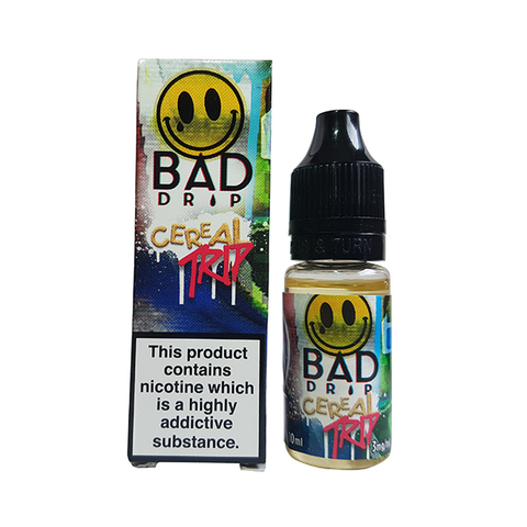 CEREAL TRIP ELIQUID BY BAD DRIP - Online Vape Store UK - Vape Botz | vapebot.co.uk