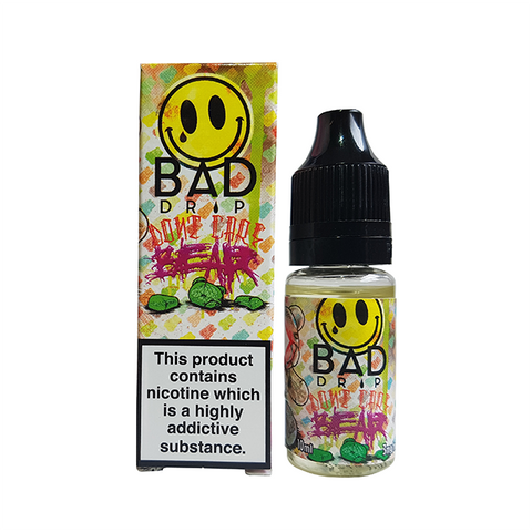 DONT CARE BEAR ELIQUID BY BAD DRIP - Online Vape Store UK - Vape Botz | vapebot.co.uk