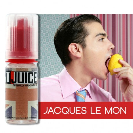 JACQUES LE MON ELIQUID BY TJUICE - Vapebotz Online Vape Store UK
