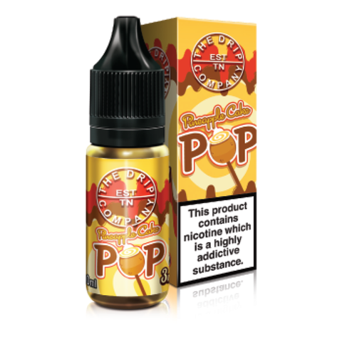 PINEAPPLE CAKE ELIQUID BY DRIP CO - Online Vape Store UK - Vape Botz | vapebot.co.uk
