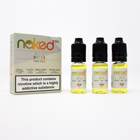 ALL MELON ELIQUID BY NAKED - Online Vape Store UK - Vape Botz | vapebot.co.uk
