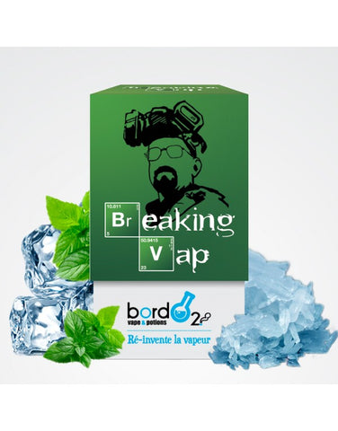 BREAKING VAP ELIQUID BY BORDO2