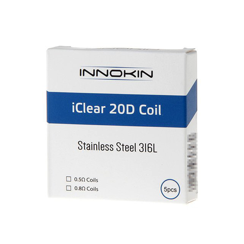 INNOKIN ICLEAR 20D REPLACEMENT COILS