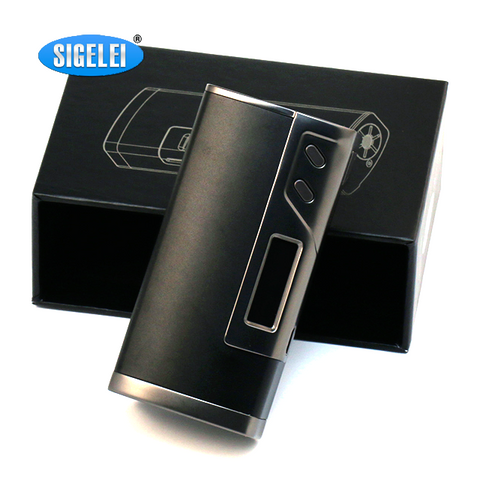 SIGELEI FUCHAI 213W TC BOX MOD - Online Vape Store UK - Vape Botz | vapebot.co.uk