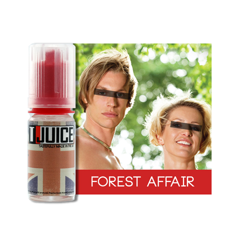 FOREST AFFAIR ELIQUID BY TJUICE - Online Vape Store UK - Vape Botz | vapebot.co.uk