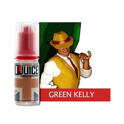 GREEN KELLY ELIQUID BY TJUICE - Online Vape Store UK - Vape Botz | vapebot.co.uk